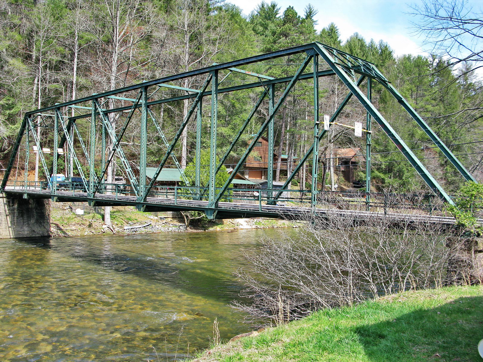 Existing Bridge Toccoa River